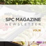 SPC MAGAZINE NewsLetter Vol. 16