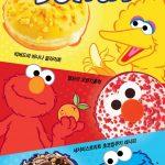 던킨도너츠, 세서미 스트리트 이달의 도넛 출시