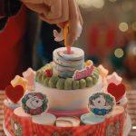 [배스킨라빈스] 크리스마스 케이크 30s