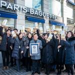 파리바게뜨, 실키롤케익 한국기록원 공식 인증
