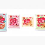 SPC삼립,  '두근두근 딸기 시리즈' 4종 출시