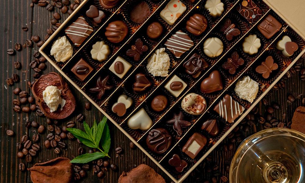 초콜릿 이미지